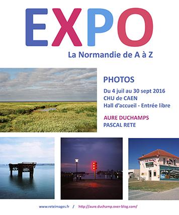 La Normandie de A à Z